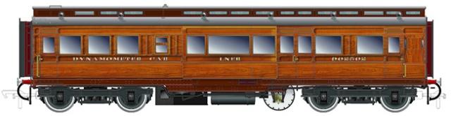 LNER Dynamometer 1938