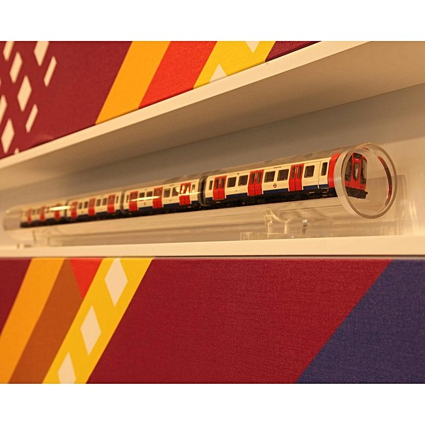 London Transport Display Tube